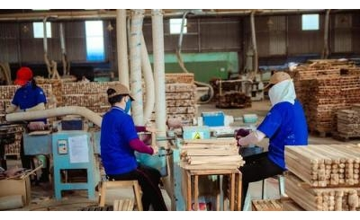Will there be a world furniture center in Vietnam?