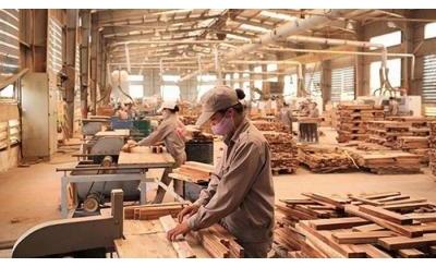 Xuất khẩu lâm sản lập kỷ lục 9,3 tỷ USD năm 2018